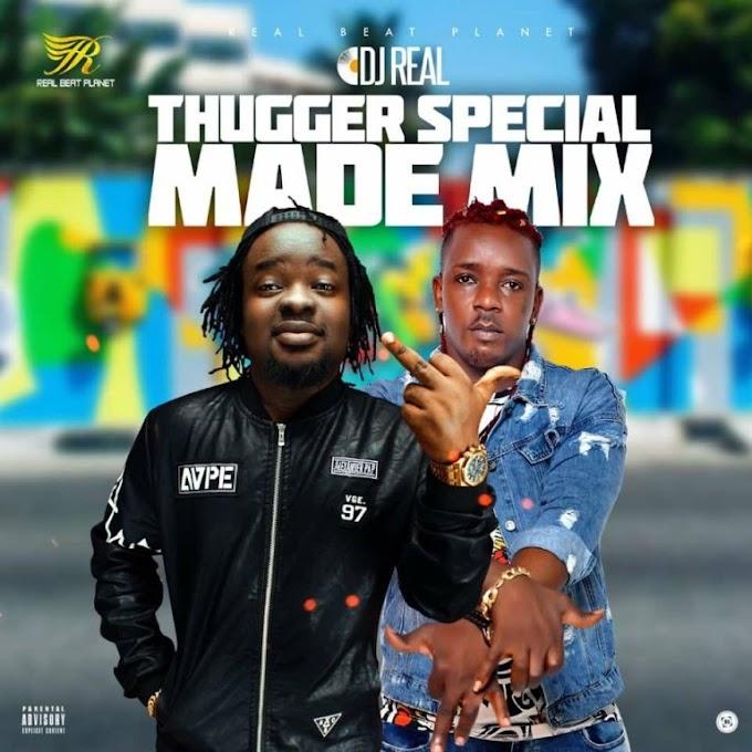 MIXTAPE: Dj Real – Thugger Special Made Mix