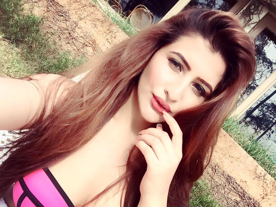 Tanya Chauhan Hot Photoshoot Stills