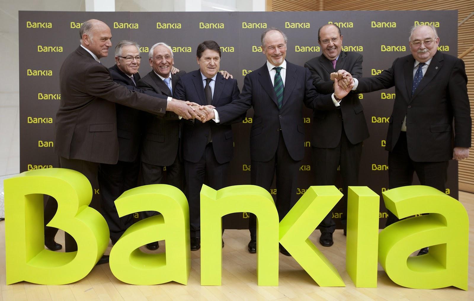 Bankia la falsa salida a bolsa del banco