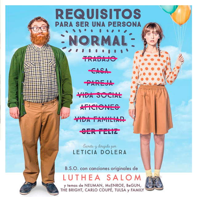 Requisitos Para Ser Uma Pessoa Normal (Requisitos Para Ser Una Persona Normal), 2015