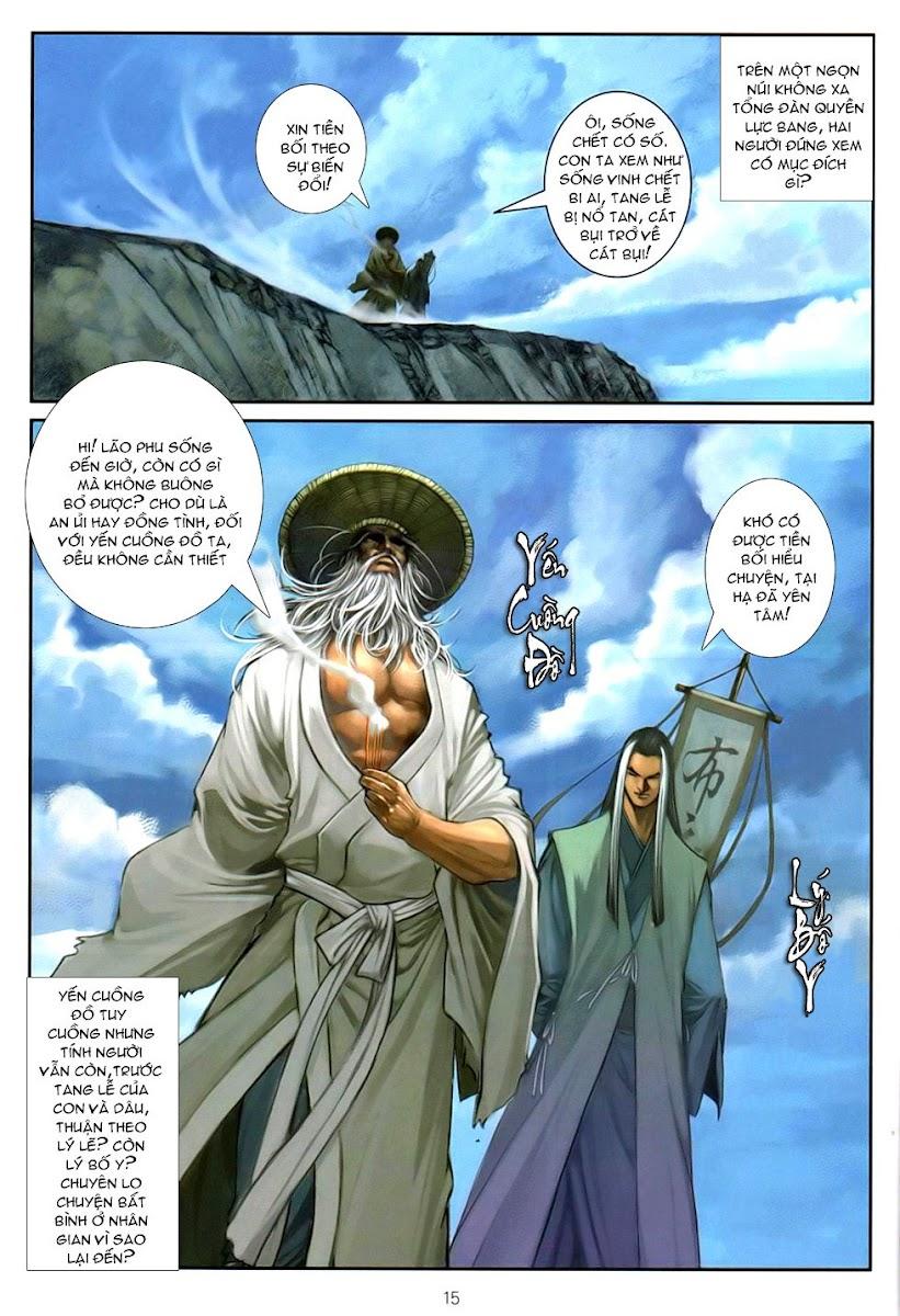 Ôn Thụy An Quần Hiệp Truyện chap 89 trang 14