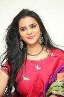 Manasa in Pink Salwar At Fashion Designer Son of Ladies Tailor Press Meet Pics ~  Exclusive 48.JPG