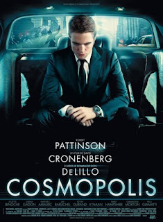 Cosmopolis lo nuevo de David Cronenberg