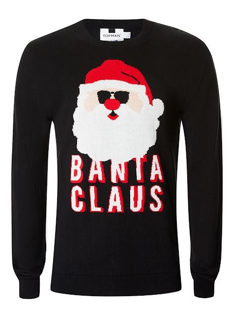 Banta Claus jumper