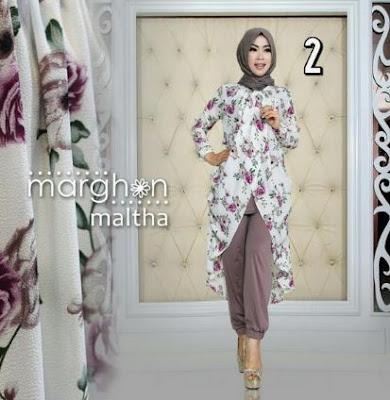 kreasi terbaru model busana muslim celana panjang