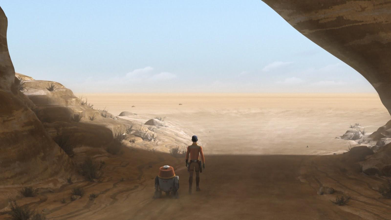 Obi Wan Kenobi And Maul Meet Again In Star Wars Rebels