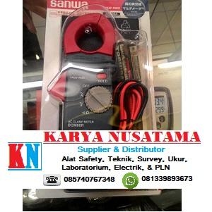 Jual Sanwa DCM60R Tang Meter Clamp Ampere Ori di Surabaya