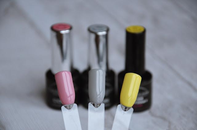 test nowych lakierów hybrydowych | cosmetics zone