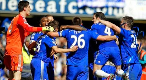 Chelsea vs Crystal Palace 1-0 Video Gol