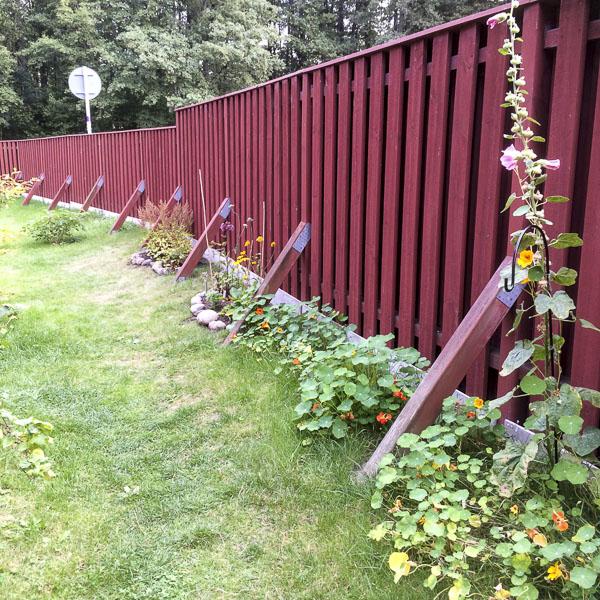 rabatter, flowerbeds