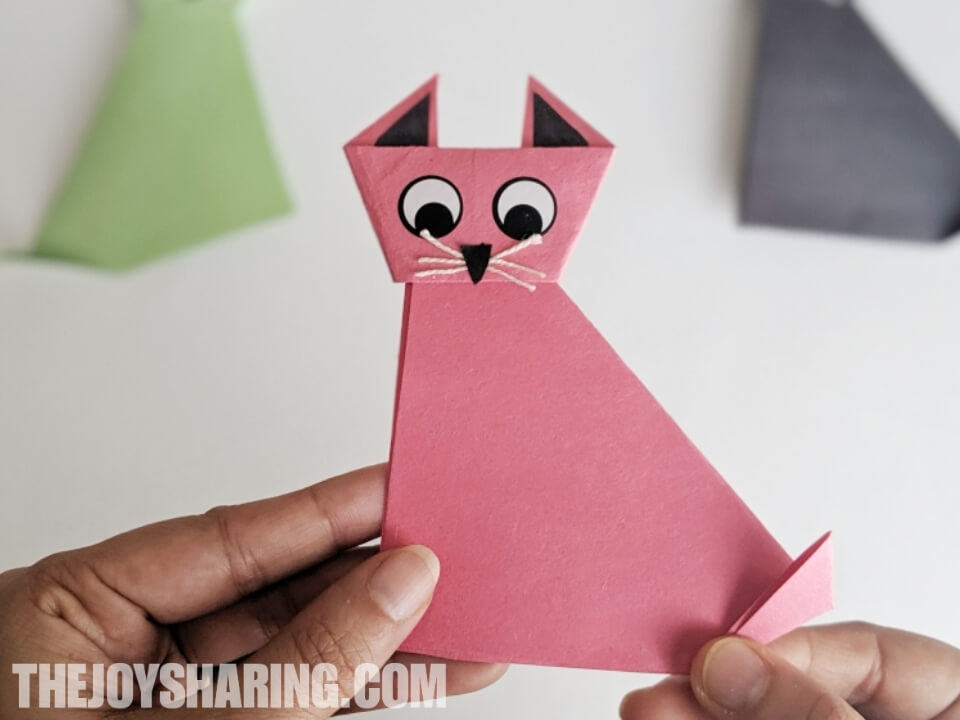 Easy Origami Animals.