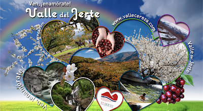 Ven a enamorarte al Valle del Jerte