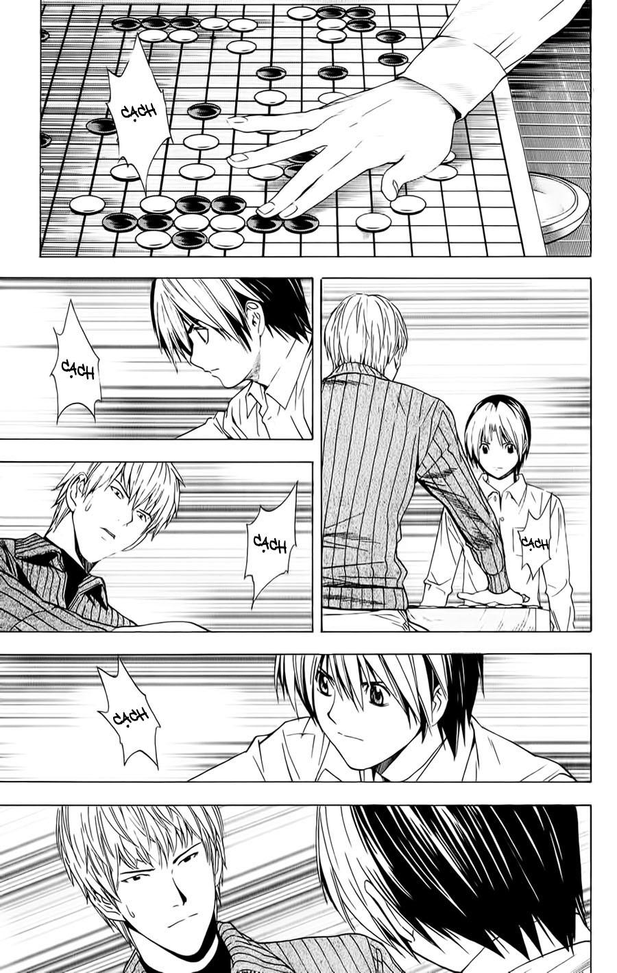 Hikaru No Go hikaru no go chap 144 trang 6