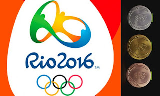 Medallero Olímpico Río 2016
