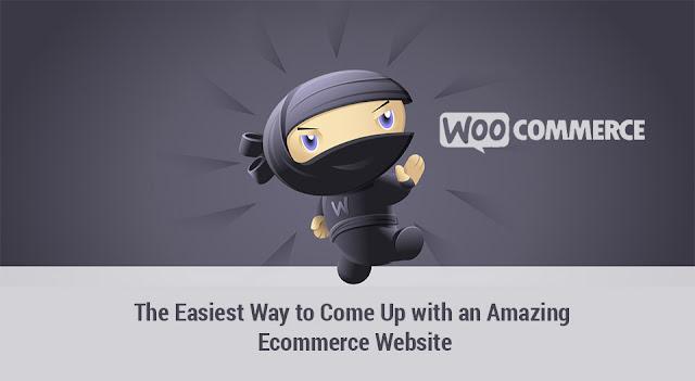 woocommerce eCommerce website