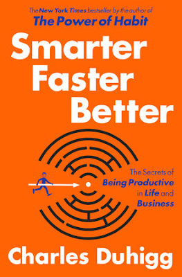 cover of Smarter Faster Better