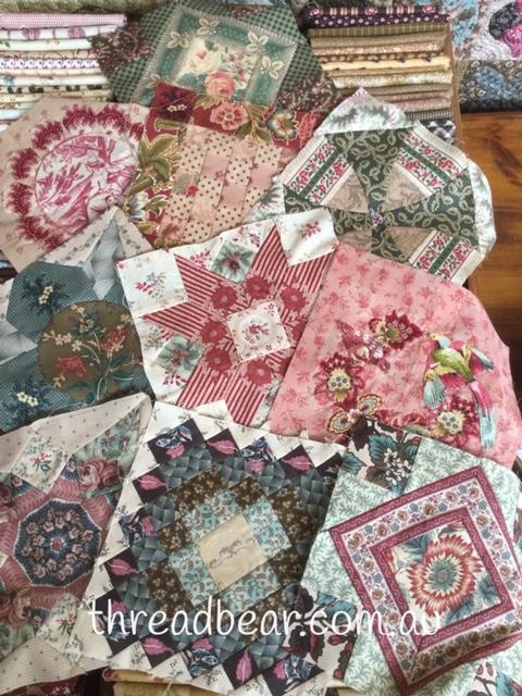 Threadbear : threadbear quilts - Adamdwight.com