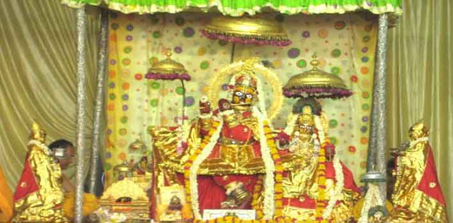 मनेगा गोविंददेवजी का प्रागट्योत्सव