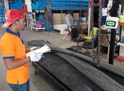 Buriram Certified Steel Scale for Home Builders