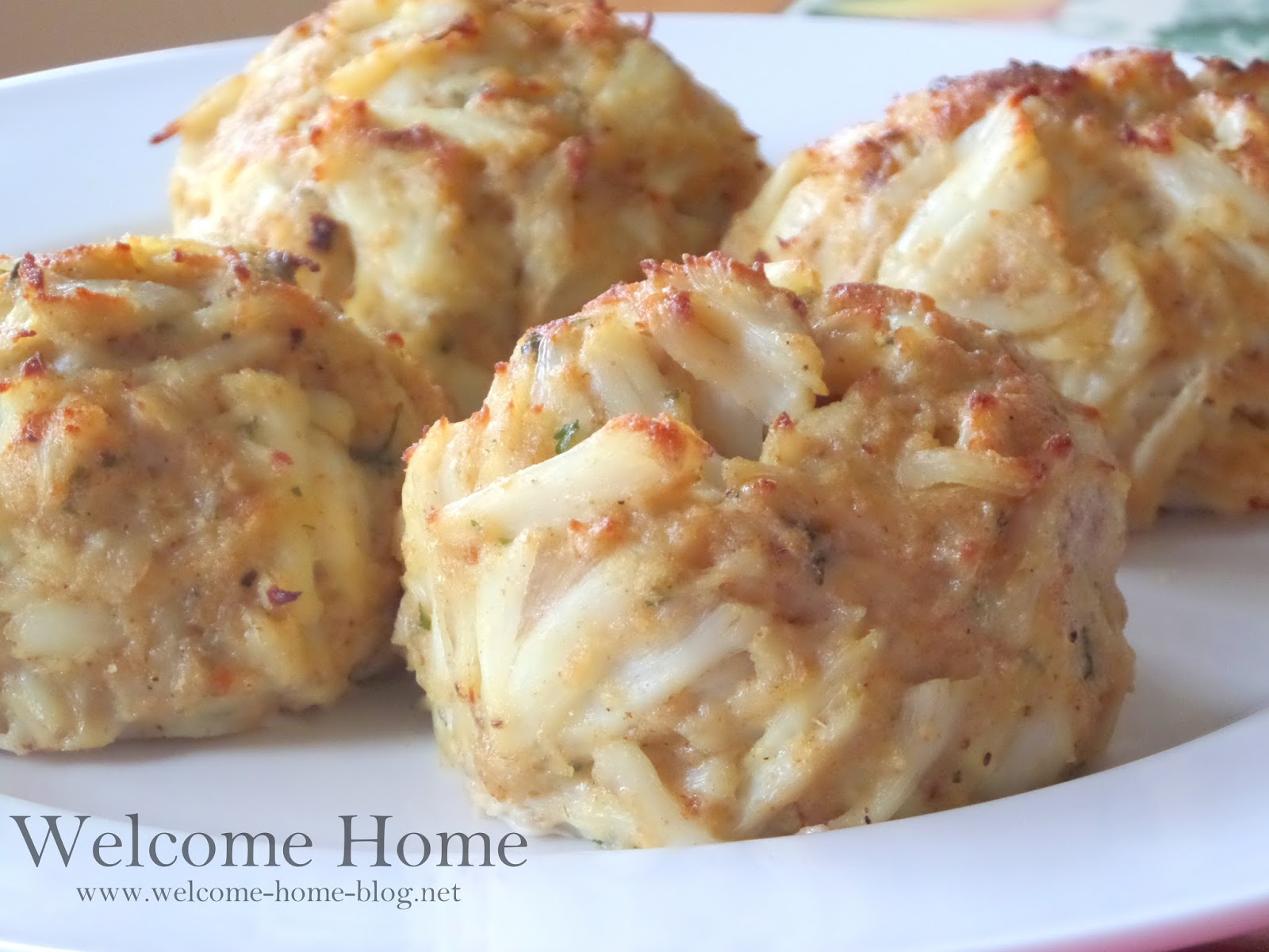 Welcome Home Blog My Jumbo Lump Maryland Crab Cakes