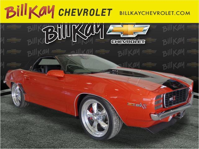 Bill Kay Chevrolet >> 4th-Gen Camaro Rebodied As First-Gen Z/28 Leaves Us ...