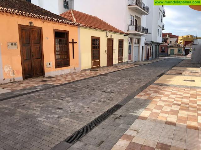 Finalizan las obras de ejecución de la primera fase de la Calle Ramón y Cajal