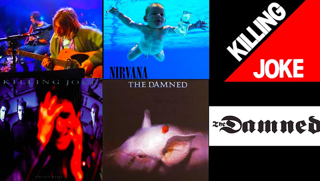Nirvana - Killing Joke - Damned