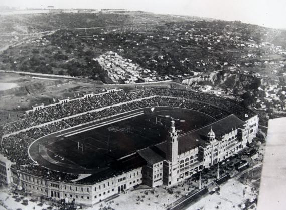 Montjuïc, estadi, inauguració, 1929