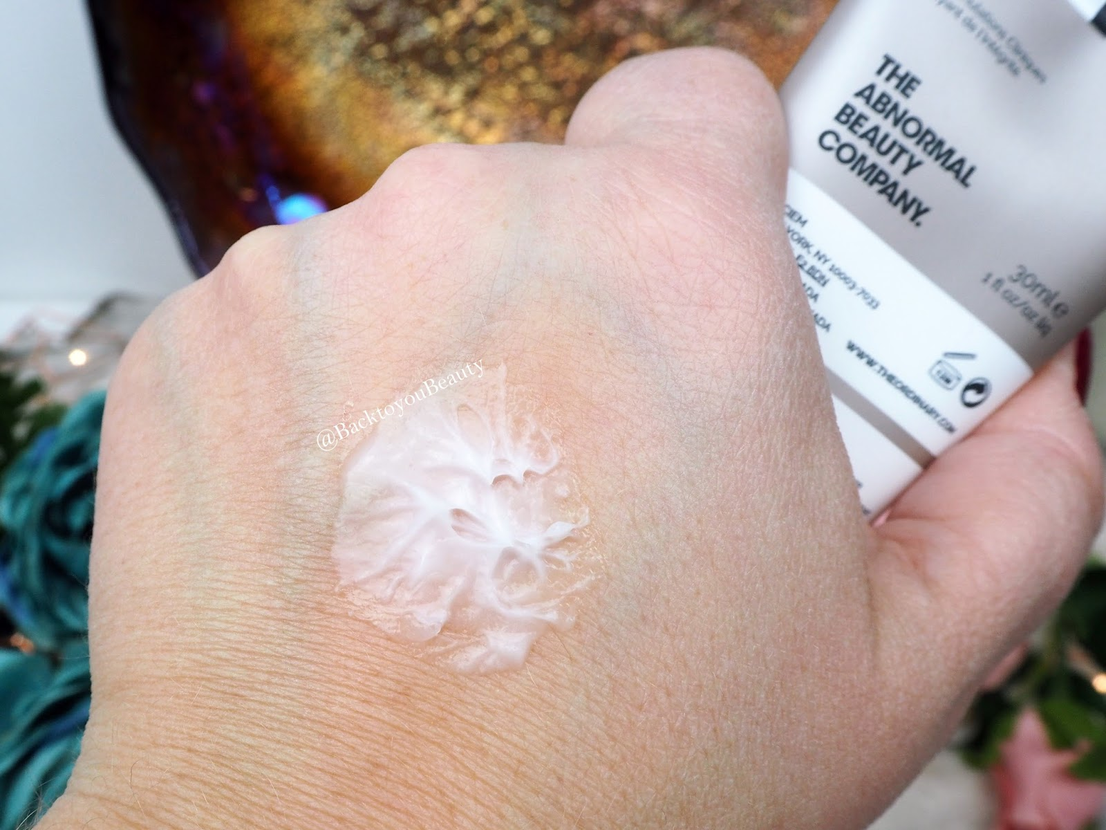 The Ordinary High-Adherence Silicone Primer 30ml  Swatch