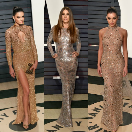 Vanity Fair Oscar Party! Watch the Best and Worst dressed celebrities!