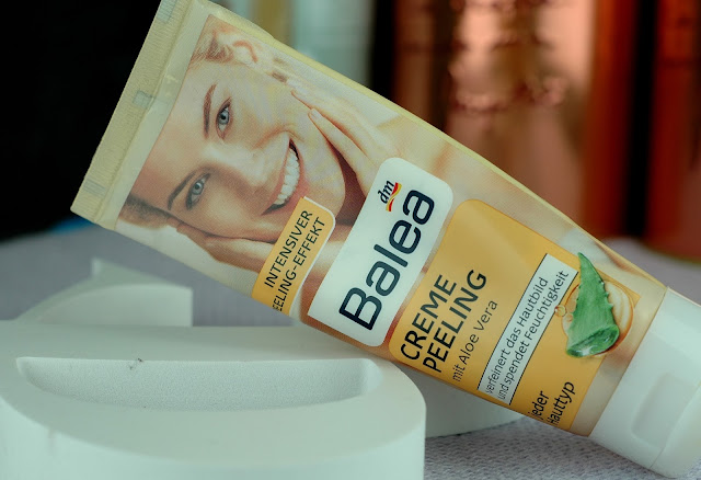 Februar Favoriten 2016 - Balea Creme Peeling
