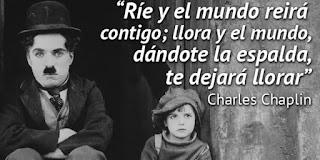 20 lecciones de vida del mítico Charles Chaplin
