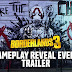 Borderlands 3 - La bande annonce du gameplay