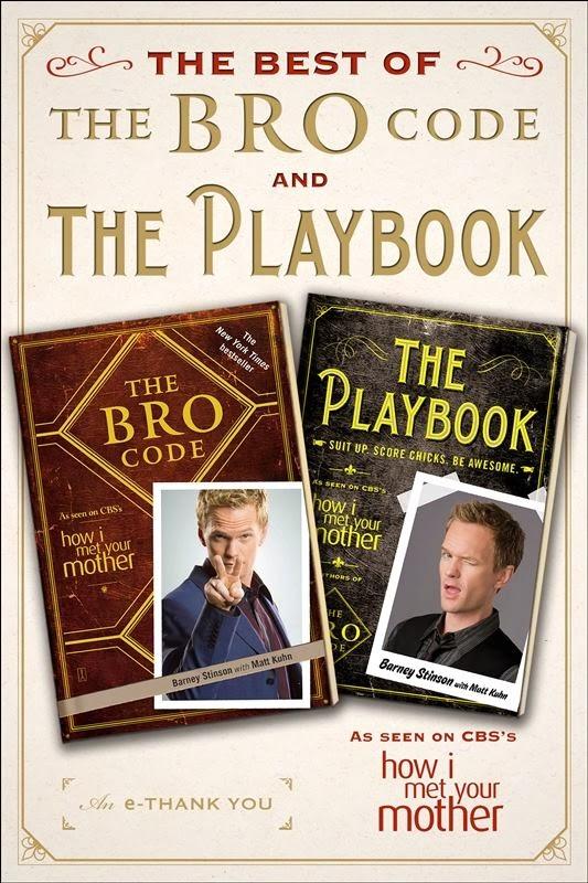 playbook barney stinson pdf
