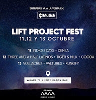Lift Project Fest 2018