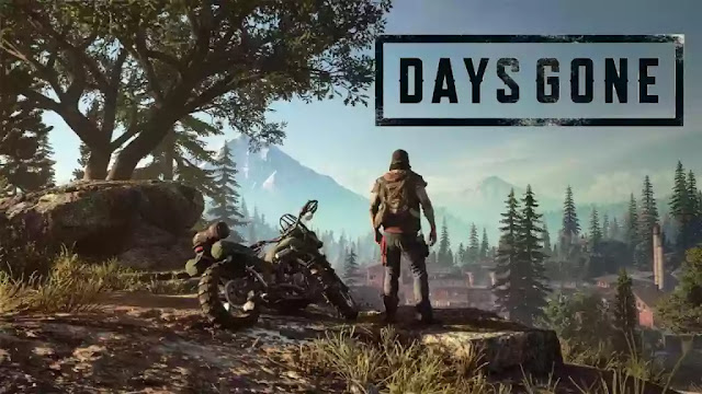 DAYS GONE | PC XBOX PS4 GAME | 2019