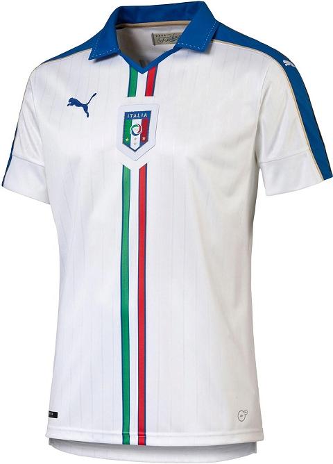bf34bb6afc Puma apresenta nova camisa reserva da Itália - Show de Camisas