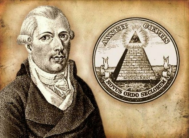 10 Truths About The Real Illuminati - The organization was established in Bavaria in 1776