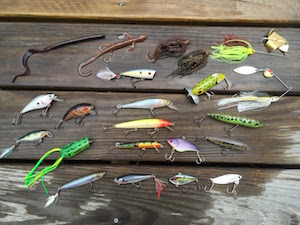 top fishing lures to help catch you a fish