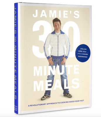 Venture & Roam: Recipe Review of Jamie Oliver's 30 Minute Meals