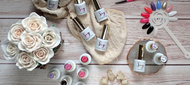 SEY by Cosmetics Zone | SAY YES TO SEY! | bezpieczne lakiery hybrydowe | lakiery nieuczulające | recenzja | kolory na wzorniku | nowe lakiery cosmetics zone | recenzja lakiery SEY | opinia o lakierach Sey | s041 | s283 | s203 | s087 | s128 | s164 | s162 | s320 | s001 | s081 |