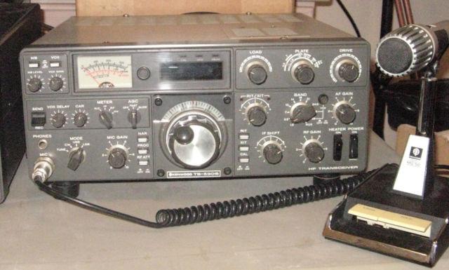 Kenwood TS-530 Transceiver