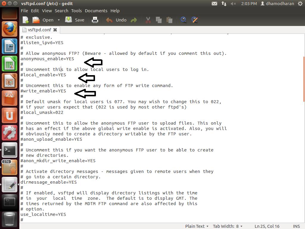 How To Install FTP Server VSFTPD in Ubuntu ~ DC Geek
