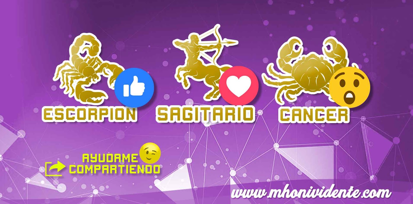 ESCORPION, SAGITARIO Y CANCER - HORÓSCOPO JUEVES 18 DE ABRIL 2019