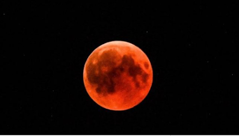 Nigeria to Experience Lunar Eclipse on Monday