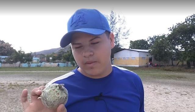 Implementos deportivos rotos son reemplazados con la ayuda de los padres en las categorías inferiores en Cuba
