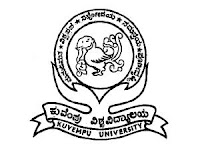 Kuvempu University UG Exam Time Table 2018