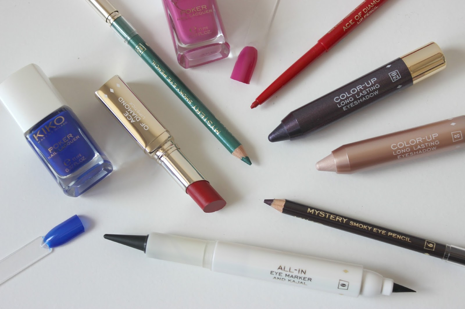 A picture of the KIKO Daring Game Limited Edition Fall Collection