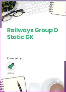 RRB Group D Static General knowledge