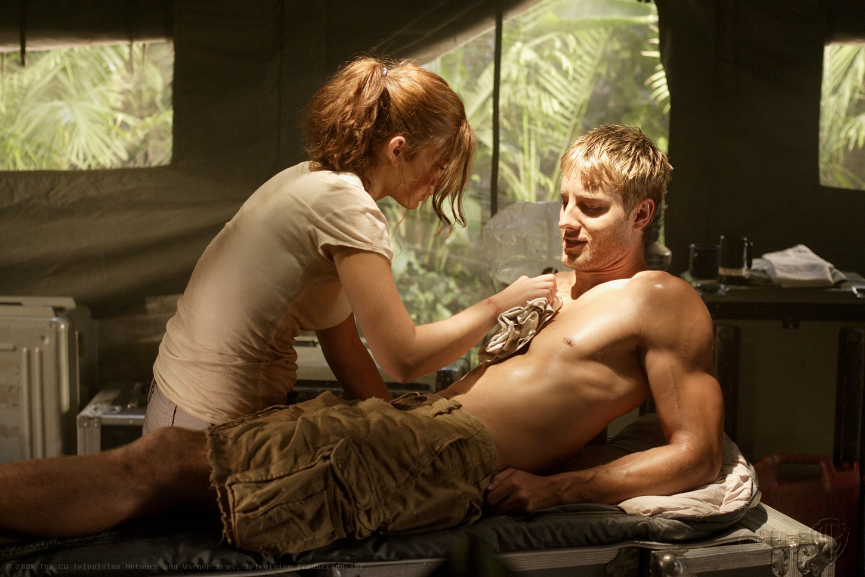 Topless Justin Hartley Naked HD